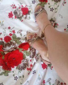 sandala damă